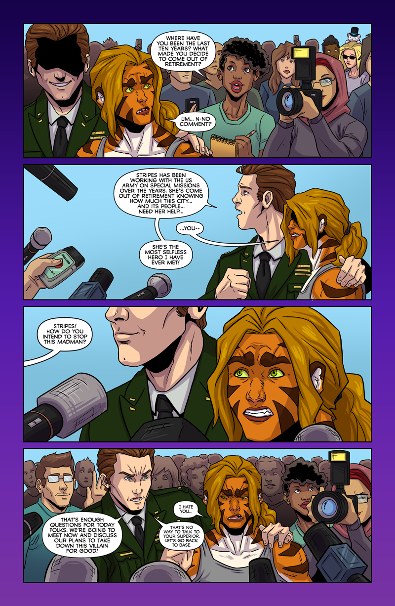 Variants: Stripes - Page 23